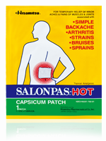 Salonpas - Hot